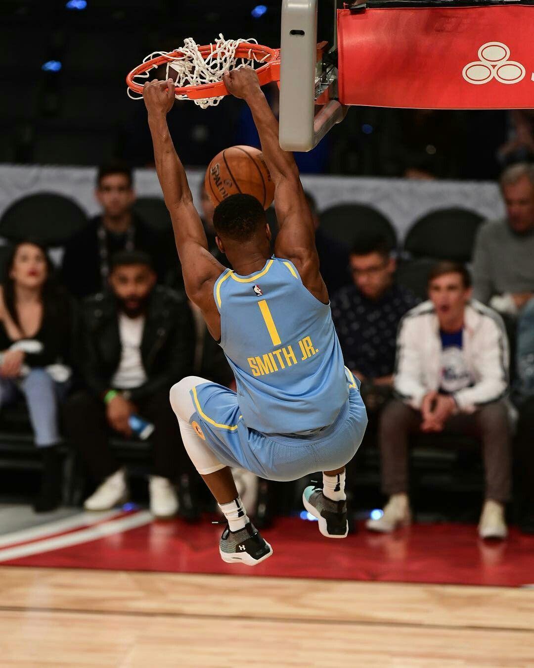 Basquete de Shawn Gordon em 2019 NBA All Star