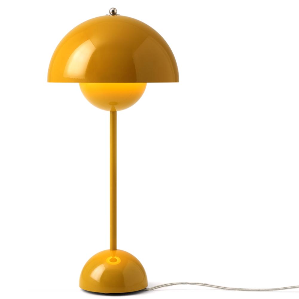 Tradition Flowerpot Vp3 Table Lamp Verner Panton In 2020 Table Lamp Lamp Andtradition Furniture