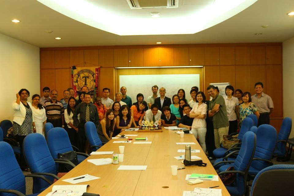 Kampong Ubi Toastmasters Club | Public speaking, Training ...