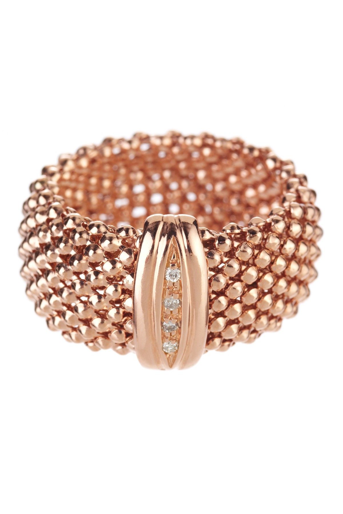rose gold diamonds ring needful things Pinterest Rose gold