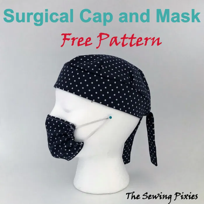 42+ Surgical hat sewing pattern ideas
