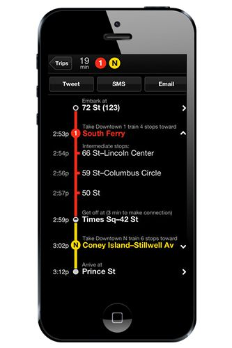 Best Nyc Map App.Best Nyc Apps Subway Maps Food Delivery Life In The City
