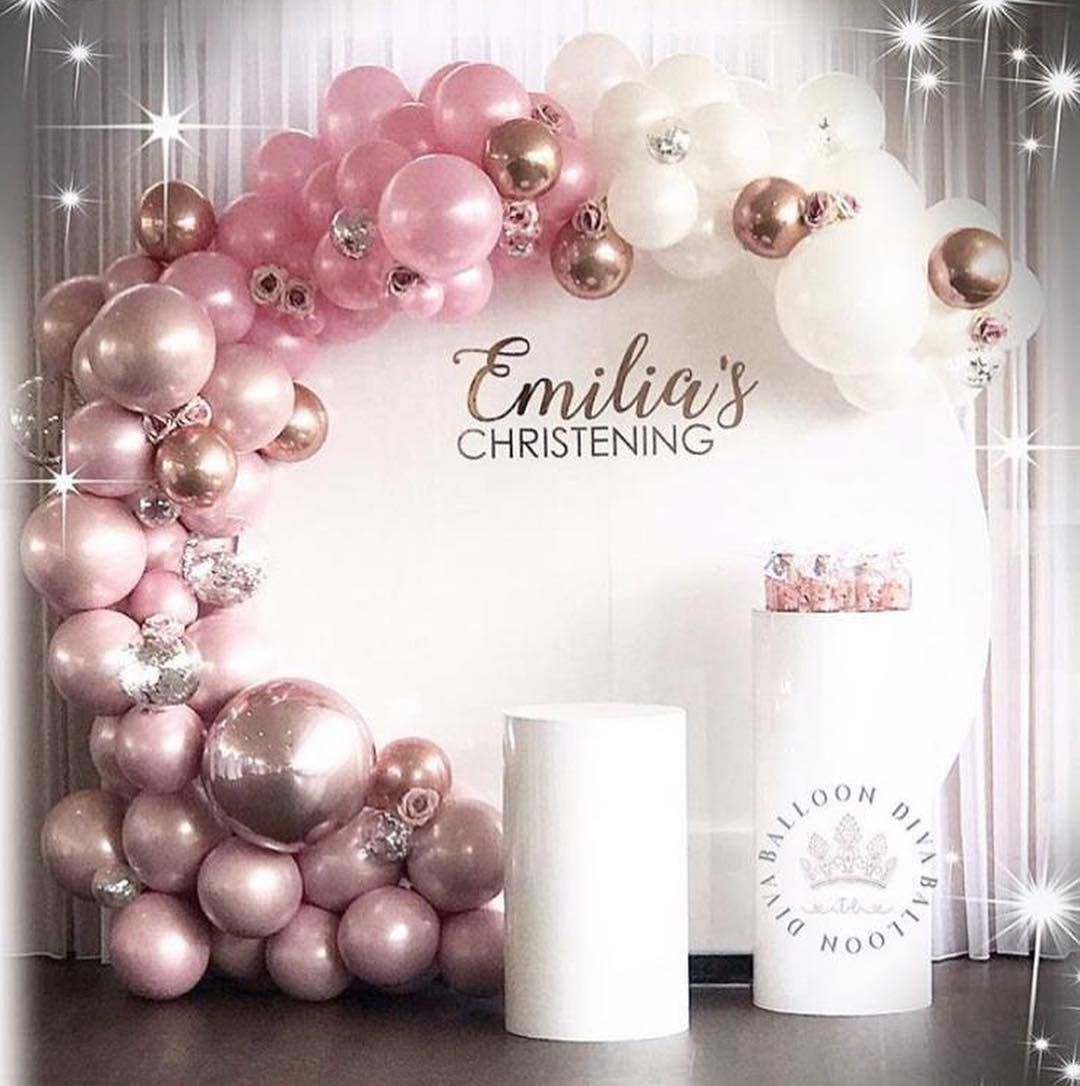 Image May Contain Indoor Balloon Decorations Party Balloons