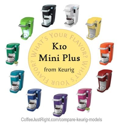 Is The Keurig K10 B31 Mini Plus Brewer Right For You Keurig
