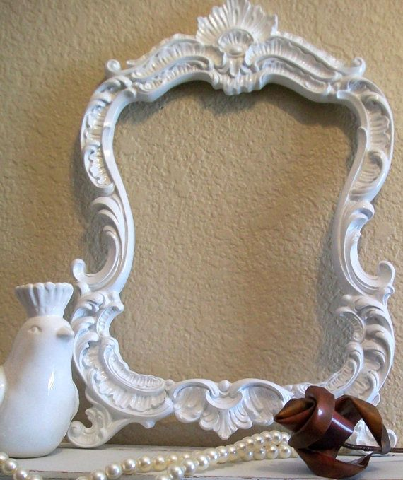 Baroque Ornate Vintage Frame Photo Frame 8x10 Picture Frame Shabby