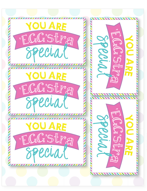 Free printable easter tags eggstra special free printable free printable easter tags eggstra special printables by love negle Image collections