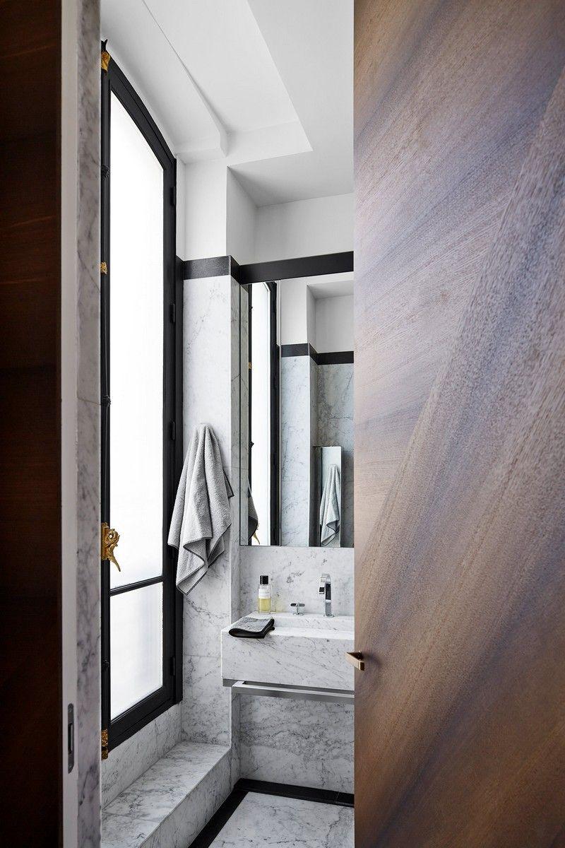 Bismut & Bismut Architectes contemporary and artistic apartmentbismut & bismut