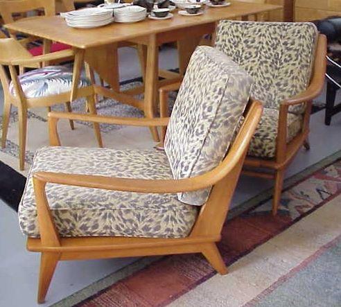 heywood wakefield livingroom chair | Heywood Wakefield Vintage ...