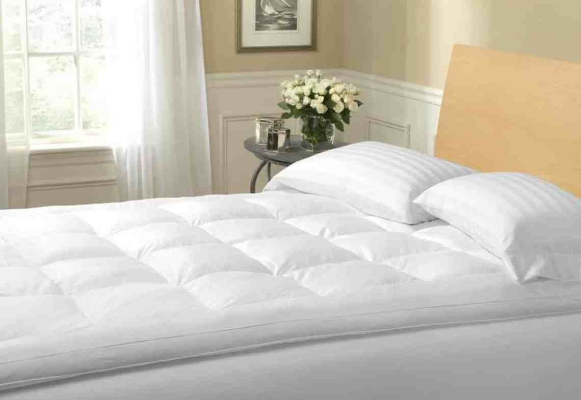 Top 5 Best Feather Bed Toppers Reviews 2018 With Images
