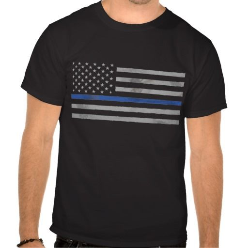 OUR AMAZING BEST SELLER!  Tattered Distressed Thin Blue Line Flag #police #ThinBlueLine #LawEnforcement