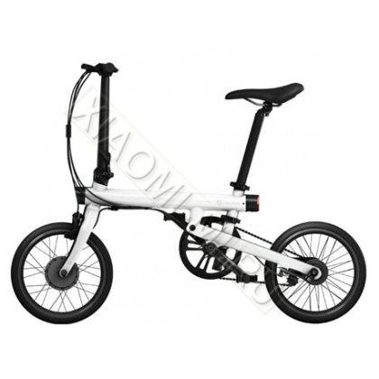 Elektrovelosiped Xiaomi Mijia Qicycle Folding Electric Bike White
