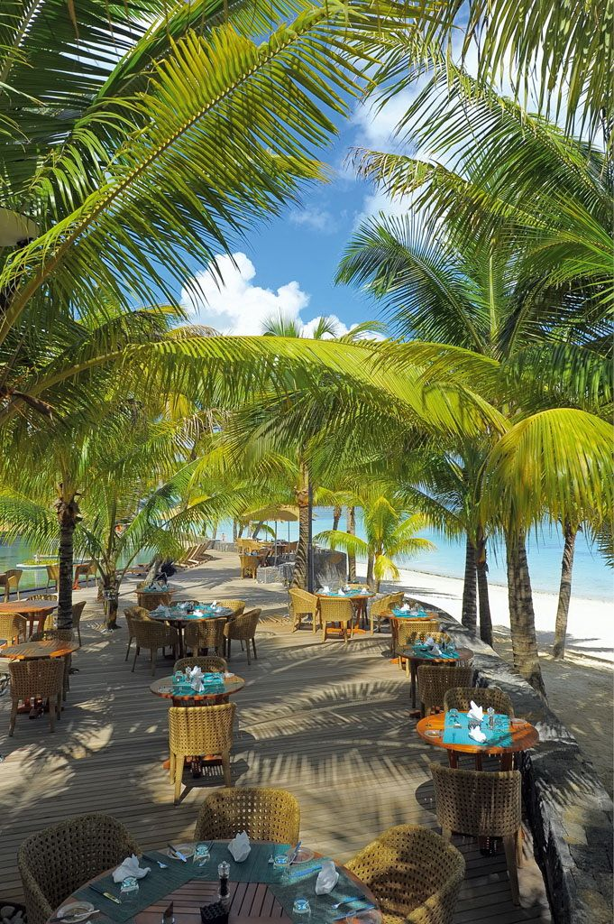 Le Deck Restaurant - Trou Aux Biches Hotel Mauritius, Mauritian seafood at its best.