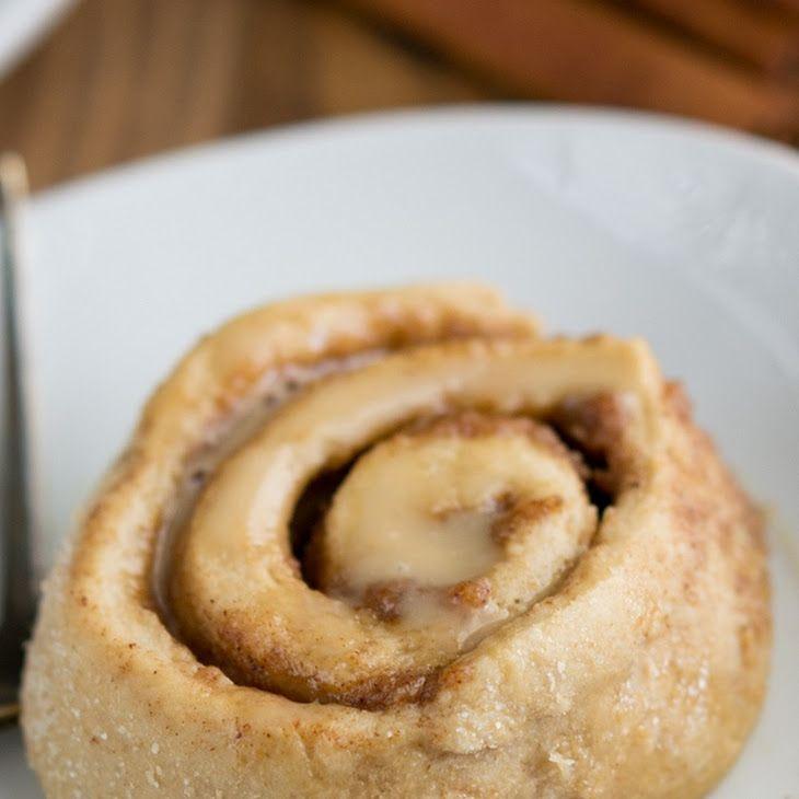 Healthier Cinnamon Rolls Recipe With Images Healthy Cinnamon