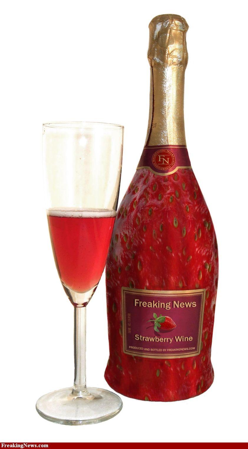 Strawberry Wine Strawberry Wine Rose Wine Strawberry