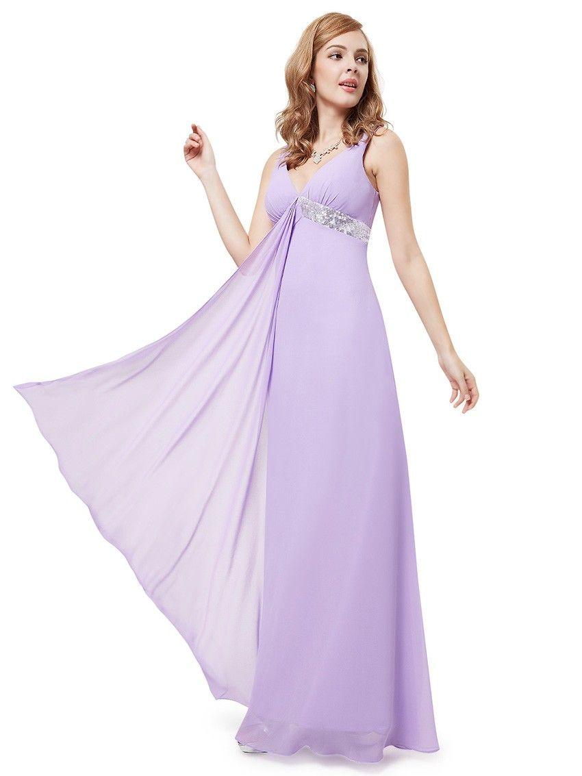 Abendmode / Flieder Abendkleid Online Bestellen | Abendkleid