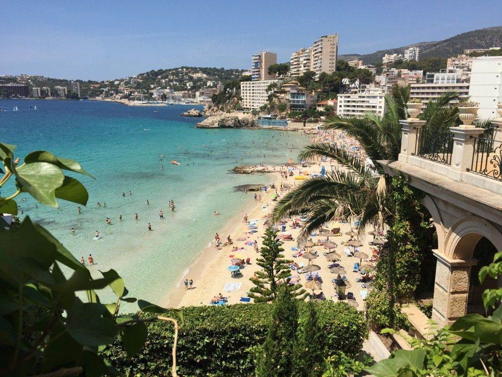 Postcards From Mallorca Grap Your Passport