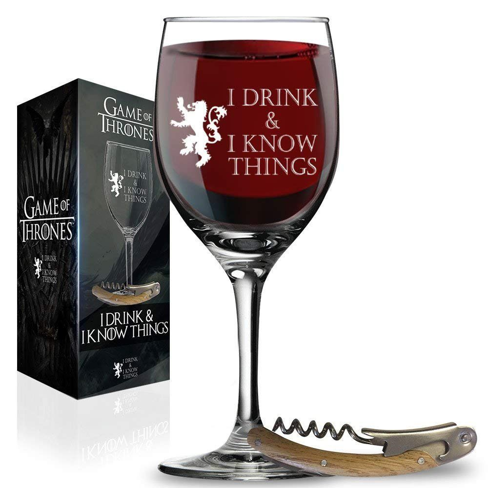 Game Of Thrones Wine Glass Candle Gift Set Game Of Thrones Wine Wine Glass Candle Wine Glass