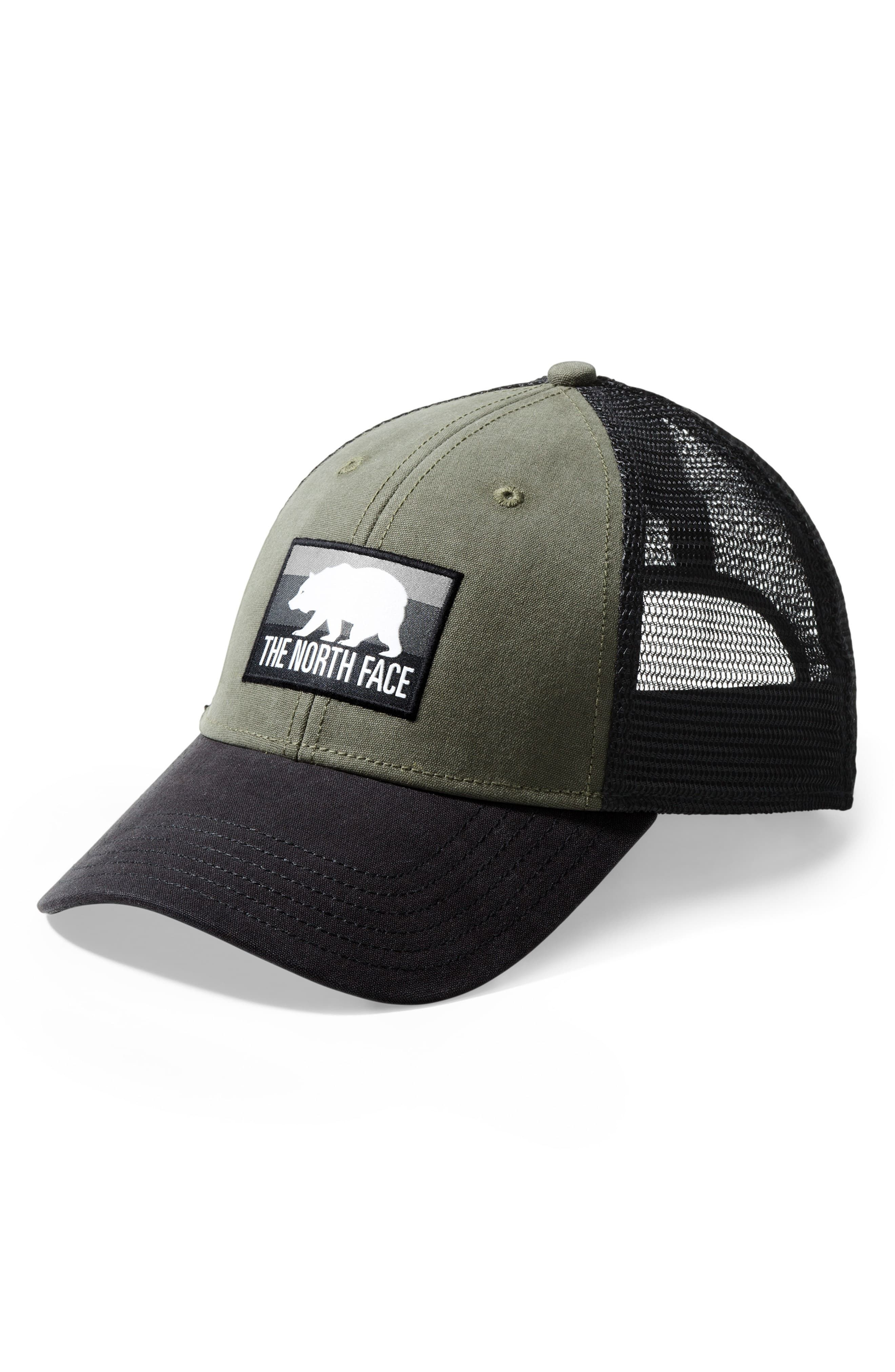 1bd9fe255 Men's The North Face Patches Trucker Cap - Green | Products in 2019 ...
