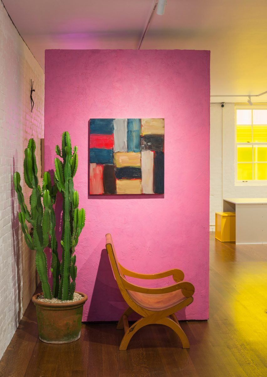Architecture of Color: The Legacy of Luis Barragán exhibition at ...