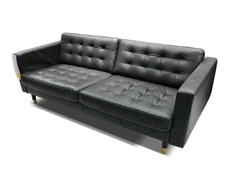 Ikea Leather Sofa Review In 2020 Ikea Leather Sofa Leather Sofa