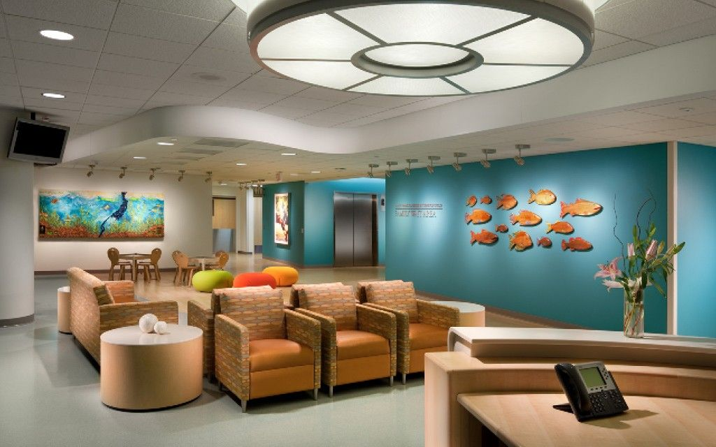 Columbus Childrens Hospital Interior Design
