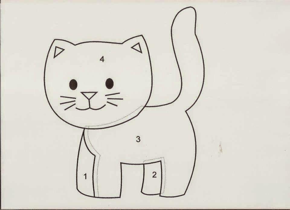 Aplicaciones de gatitos para personalizar camisetas, toallas ...