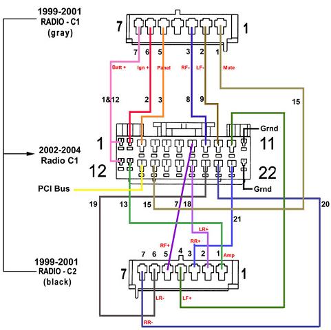 2001 jeep grand cherokee radio wiring diagram  jeep