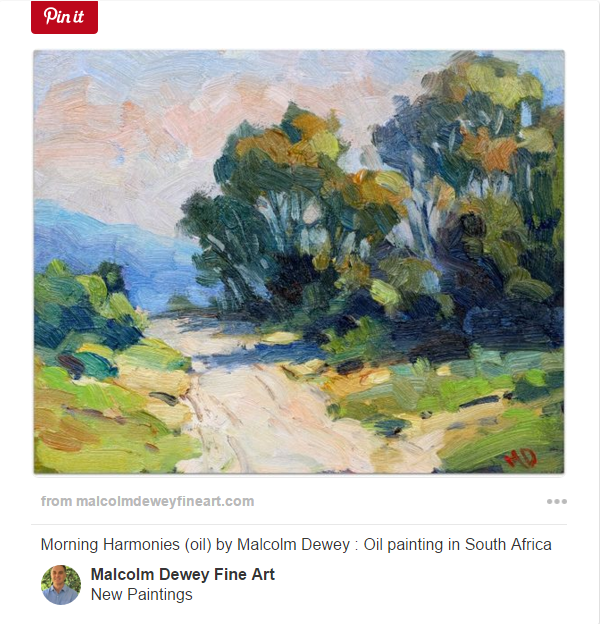 Pinterest Is A Haven For Fine Art Reason Why Artists And