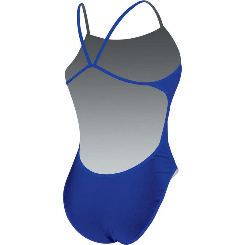 Nike Poly Solid Cut-Out Tank Swimsuit :: Competition Swimwear :: Women's  Swimwear