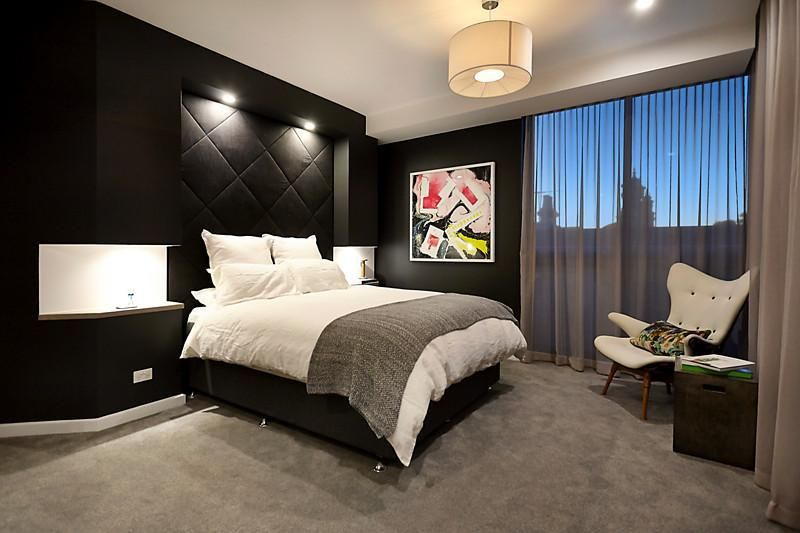 Master Bedroom Ideas 2014 the block 2014 steve & chantelle master bedroomi like the chair