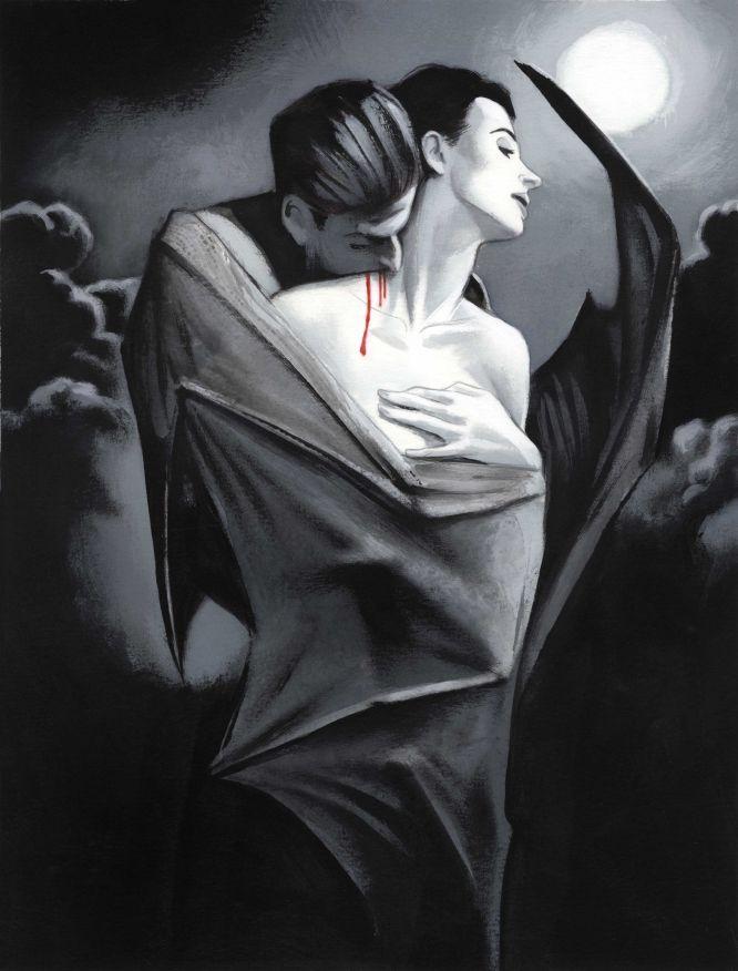 'Drácula' ilustrado   Cultura   EL PAÍS