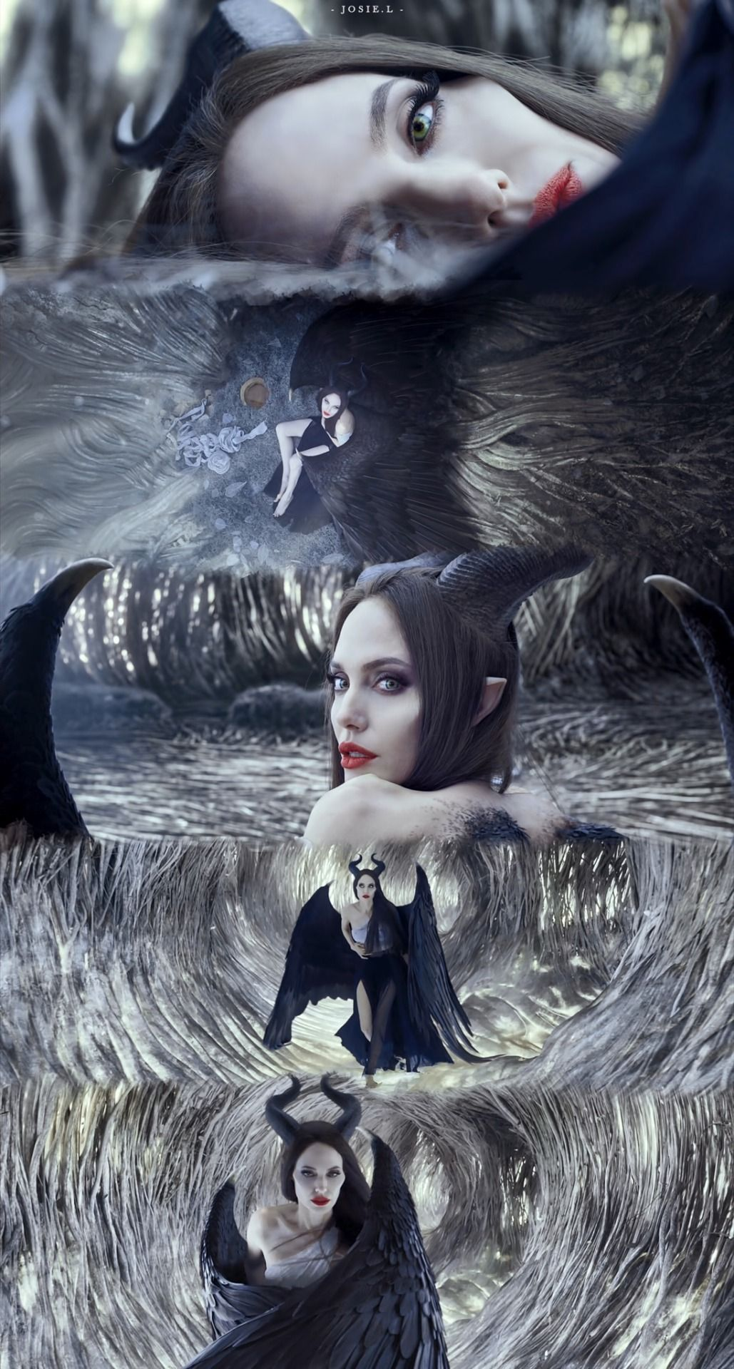 Angelina Jolie Angelina Jolie On Her Parenting Style Being Angelina Jolie Maleficent Maleficent Movie Disney Maleficent