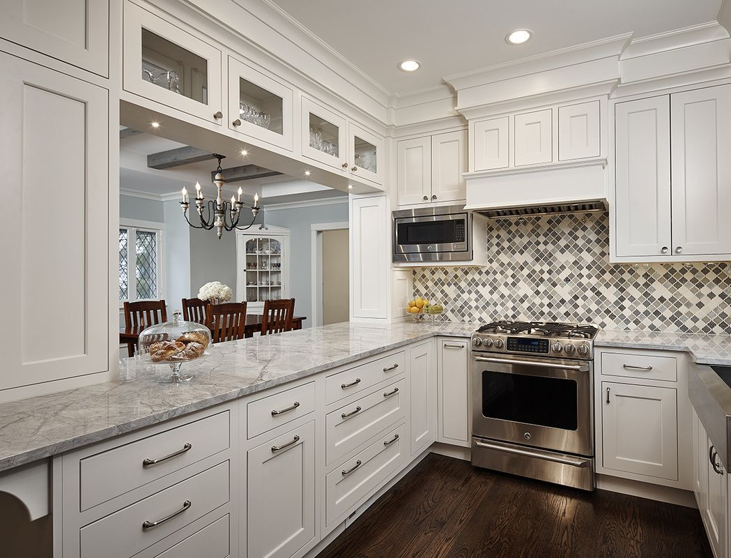 What About This As A Compromise For The Kitchen