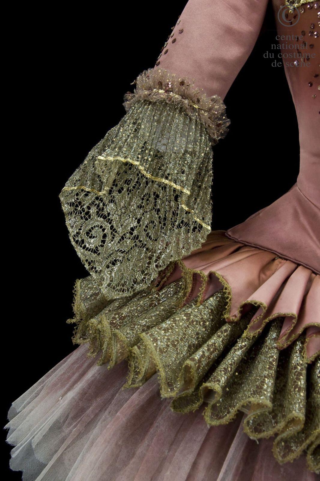 ballet fondation couleur