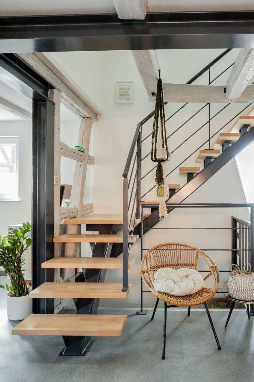 Maison Alsace : 100 m2 rénovés pour une famille