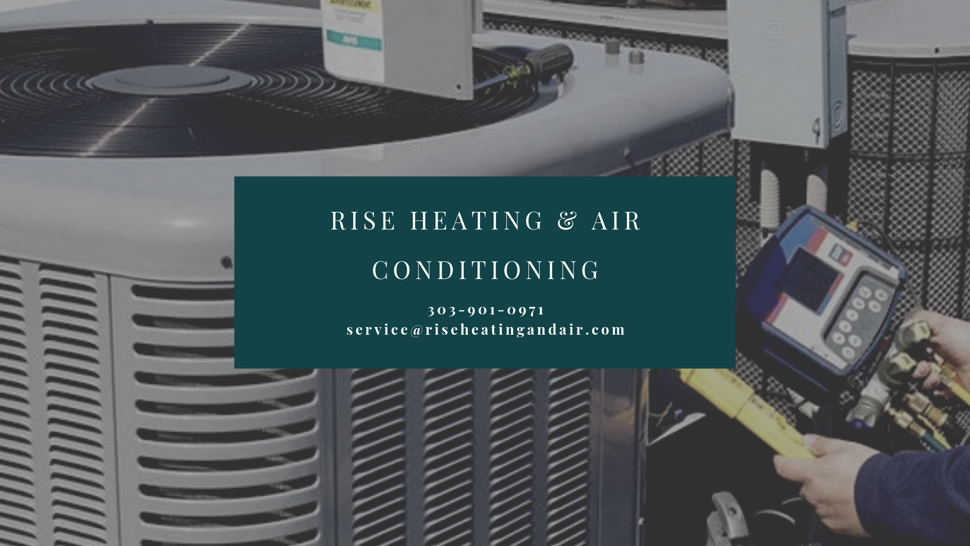 Air Conditioning Repair Near Me in Aurora CO Heating and