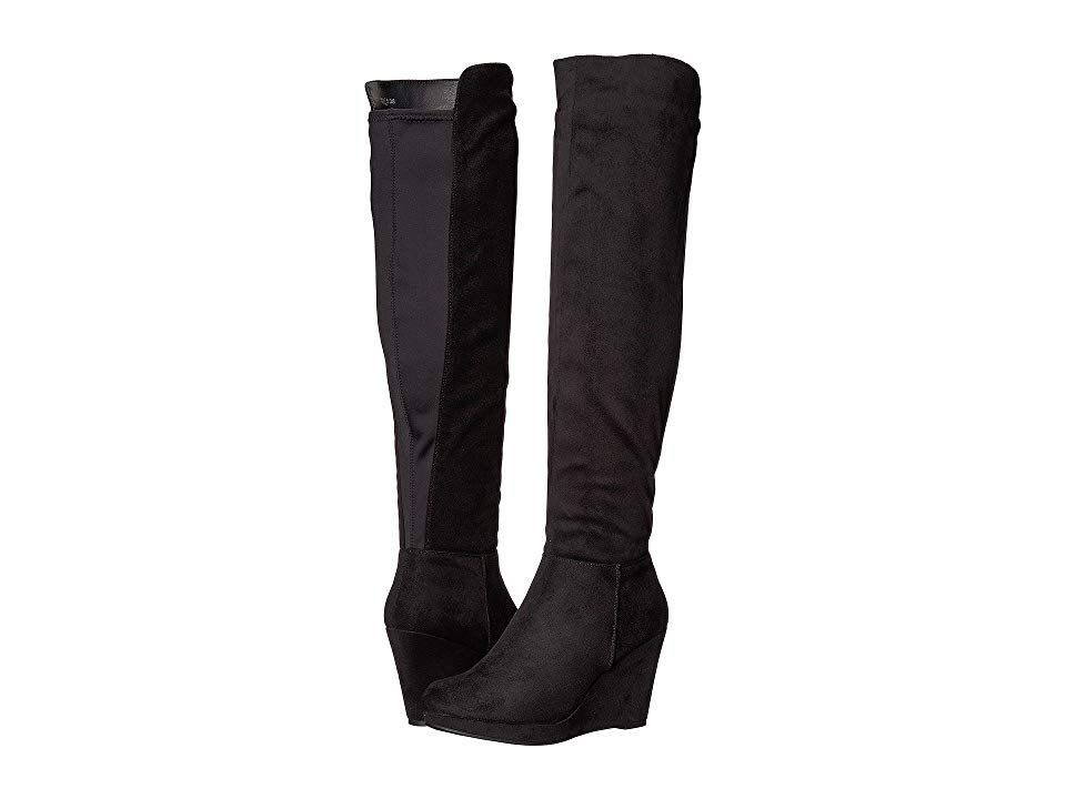 Chinese Laundry Lulu Boot Women S Boots Black Microsuede Boots
