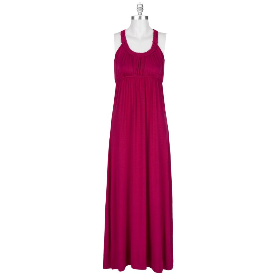 Design History Women S Contemporary Braided Halter Maxi Dress Vonmaur Maxilength Dresses Halter Maxi Dresses Clothing Allowance [ 900 x 900 Pixel ]