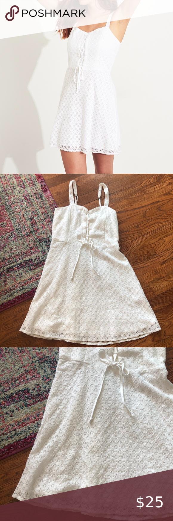 Hollister White Lace A Line Lace Up Mini Dress Hollister White Lace A Line Lace Up Mini Dress Size Small Approx 32 Inches Lon Mini Dress Dresses Clothes Design [ 1740 x 580 Pixel ]