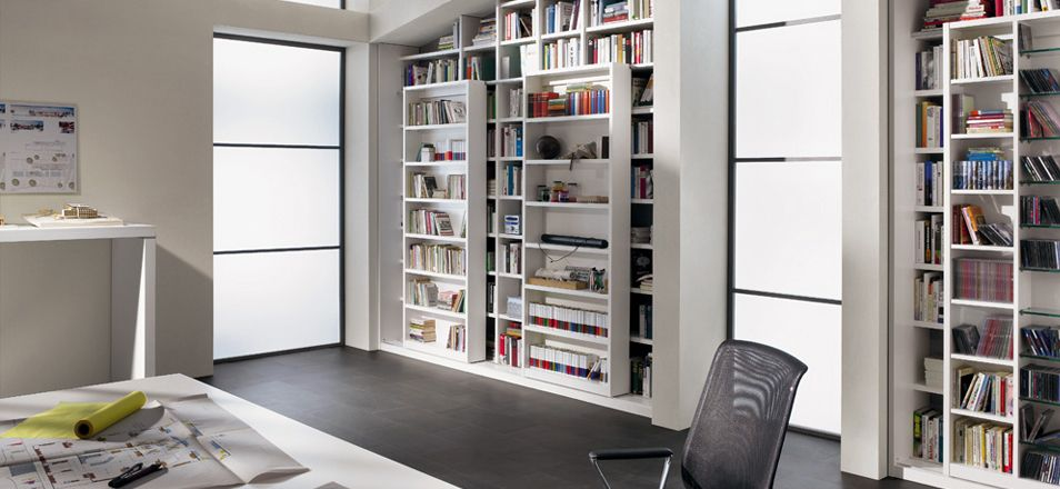 The Superquantum Sliding Shelf System From WOW Interior