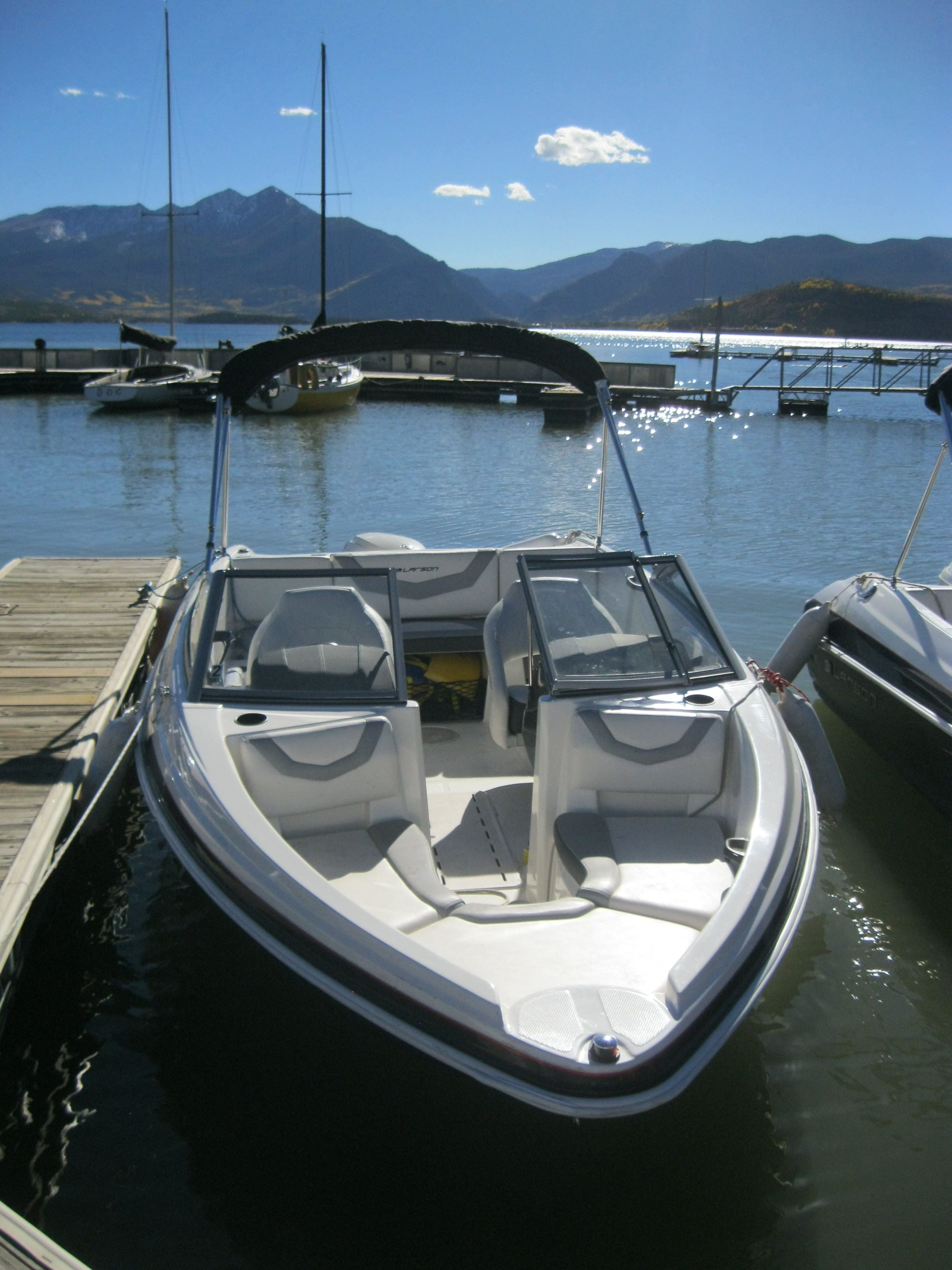 Can you picture yourself here boat rental boat