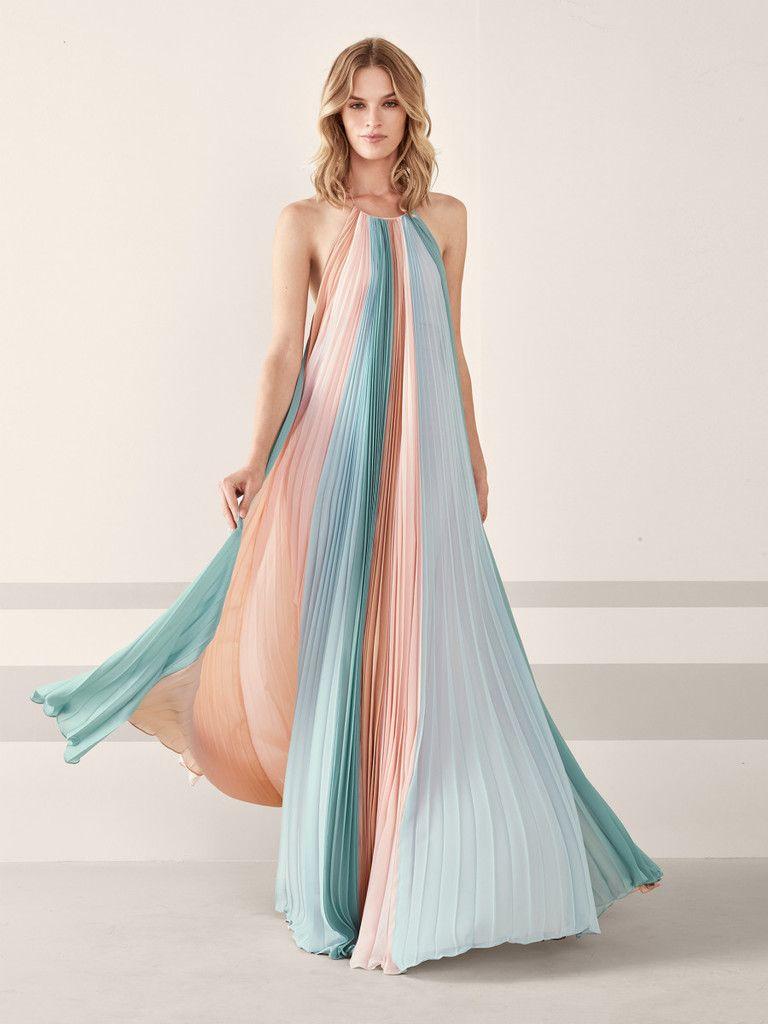 El En De Vestidos 2019largos Que Se 157 Fiesta Roban Las Miradas kXOPZiu