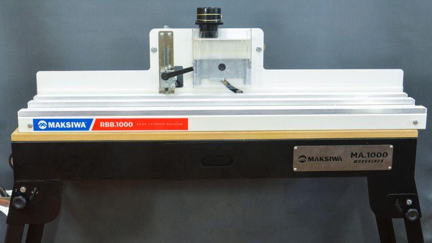 Maksiwa Portable Edge Bander and Edge Trimmer | DIY and