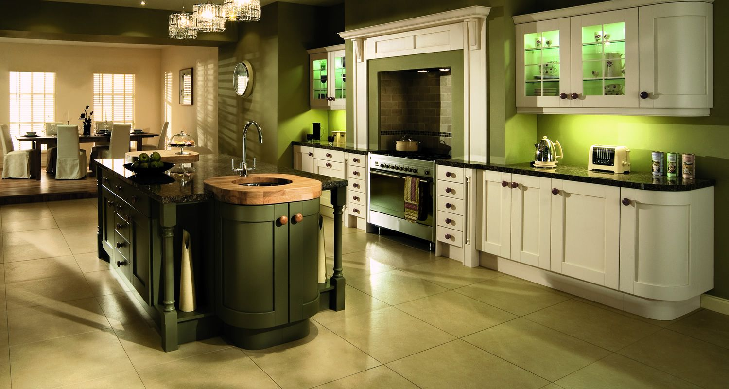 Charmant Madison Ash Ivory Olive Traditional Classic Kitchen By Sheraton Interiors!  Browse Sheraton Interiors For Kitchen