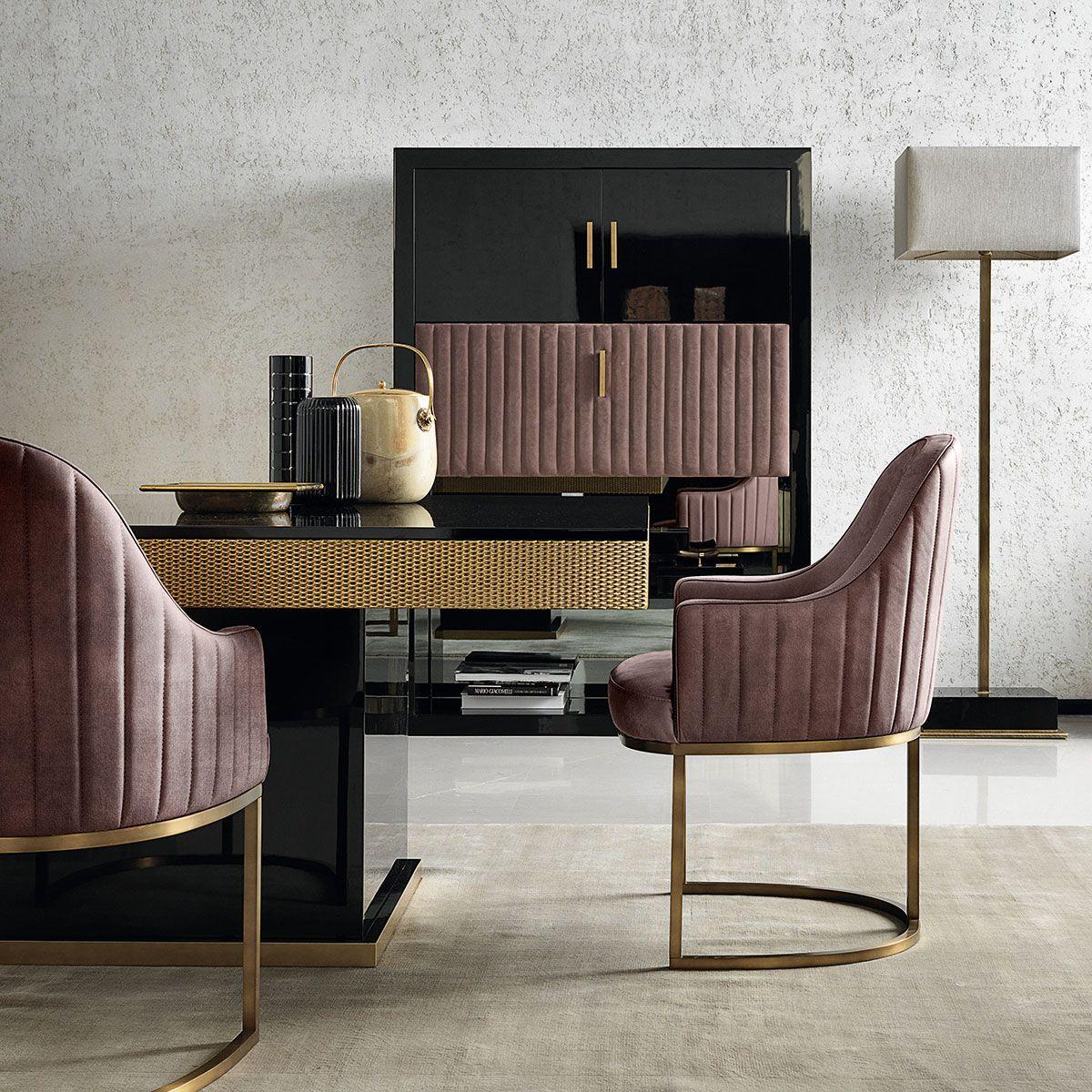 Daytona arredamento contemporaneo moderno di lusso arredo e mobili in stile art d co per la - Mobili stile contemporaneo moderno ...