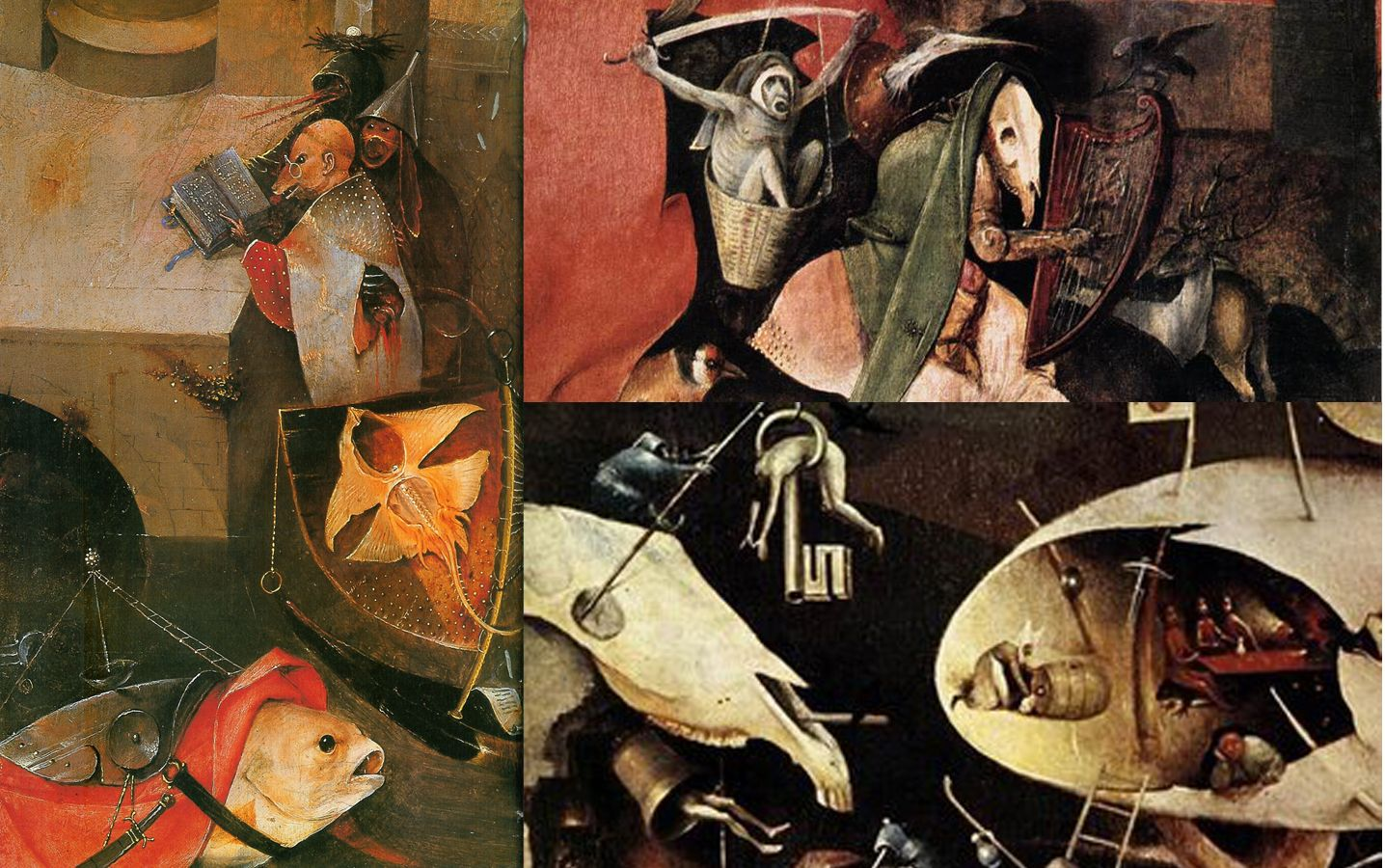 Hieronymus Bosch Paintings Google Search Hieronymus Bosch