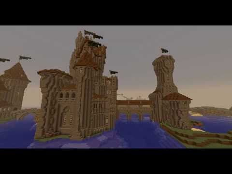 Minecraft - Castle