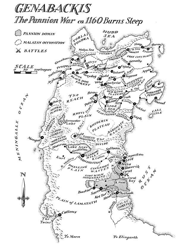 Malazan Book Of The Fallen Map : malazan, fallen, Woodge.com, FOUND, Fantasy, Imaginary