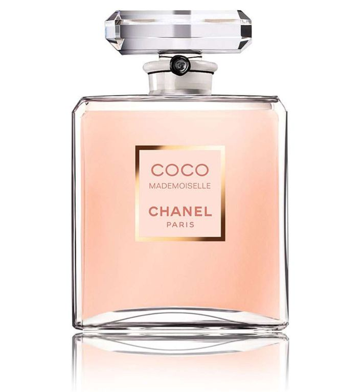 Chanels Rose Gold Hued Coco Mademoiselle Perfume A Modern New