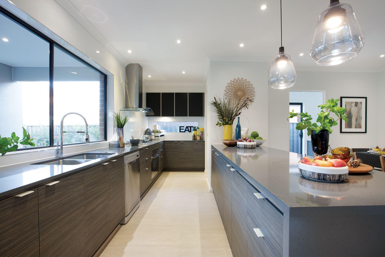 Montague 21 with Berlin World of Style (Designer Category) Kitchen Modern kitchen design